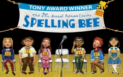 """The 25th Annual Putnam County Spelling Bee"" – AUDITIONS!"
